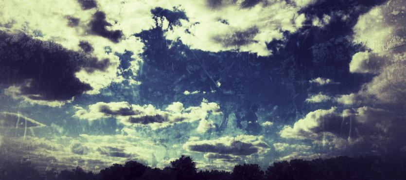 """""""blue sky?"""" by gbmediadesign"""
