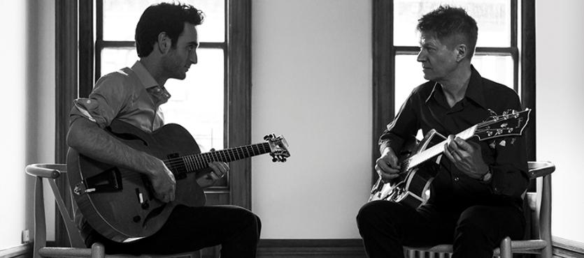 "Nels Cline and Julian Lage: ""Room"""
