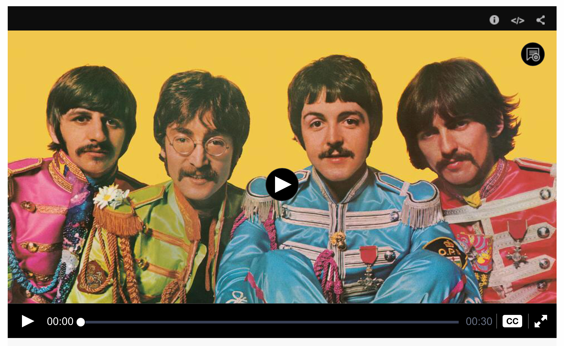 Beatles PBS Documentary