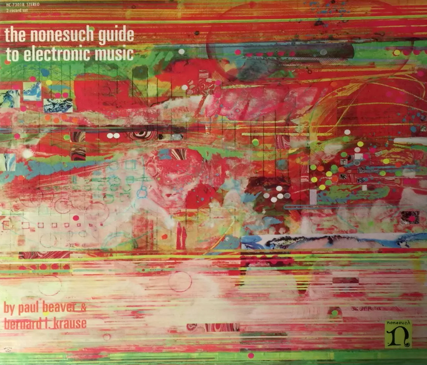 Nonesuch Records: The Nonesuch Guide to Electronic Music