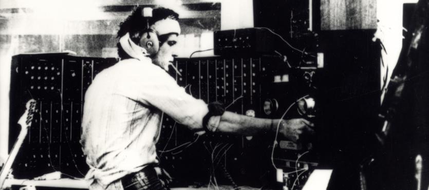 Richard Pinhas, Chronolyse (courtesy of Cuneiform Records)