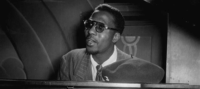 Thelonious Monk, Minton's Playhouse, New York, N.Y., ca. Sept. 1947 (William_P._Gottlieb_06231)