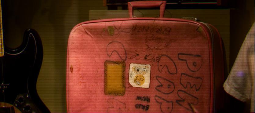 Kurt Cobain's Suitcase