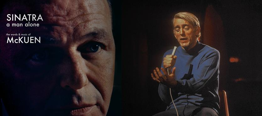 Frank Sinatra and Rod McKuen