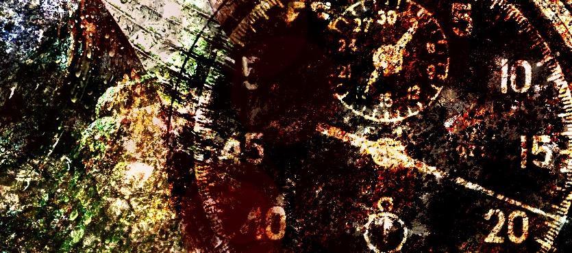 """temporal fabric"" by gbmediadesign"